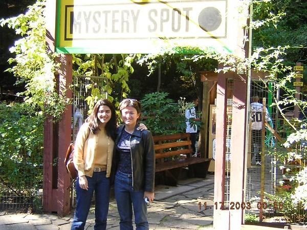 2003-11-16 Santa Cruz and Monterey