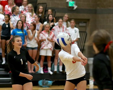 Outlaw Volleyball vs Summit 9-10-15