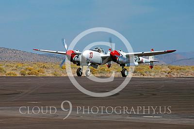 Lockheed P-38 Lightning Air Racing Plane Pictures