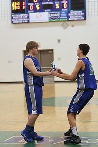 Jacob Ohlhues 2013-2014 Wildcat Basketball
