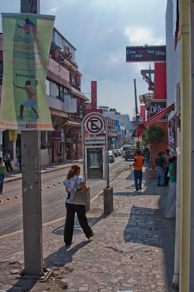 City in Chiapas