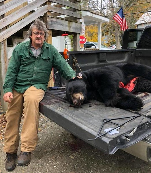 David Sawyer, Rutland Co., 290 lbs., 2019 Rifle