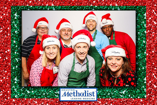 Methodist Woodlands Holiday Party