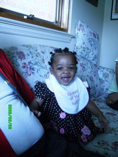 Vanessa 6 months old
