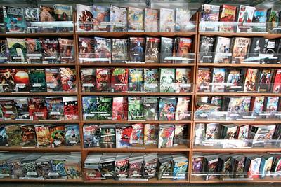 Oxford Comics Newsstand
