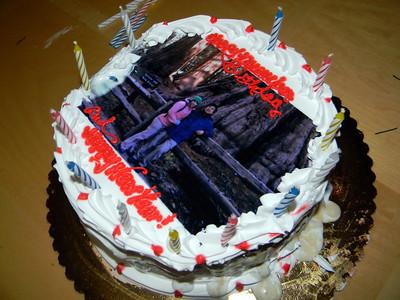 Dec. 29, 2011 - Happy Belated Birthday Rachel and Happy New Year