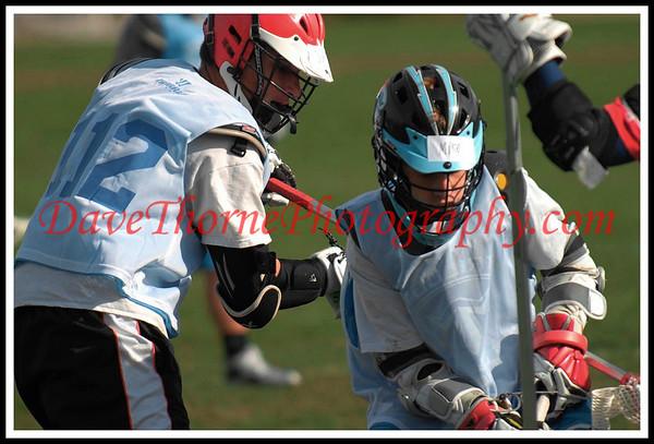 Lacrosse - Trilogy Tryouts 9th Grade Nov, 2009