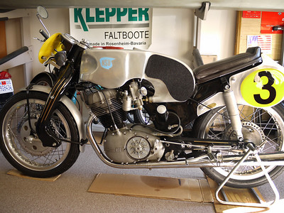 Klepper West Motorcycle Collection - 2011