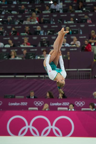 __02.08.2012_London Olympics_Photographer: Christian Valtanen_London_Olympics__02.08.2012__ND43457_final, gymnastics, women_Photo-ChristianValtanen