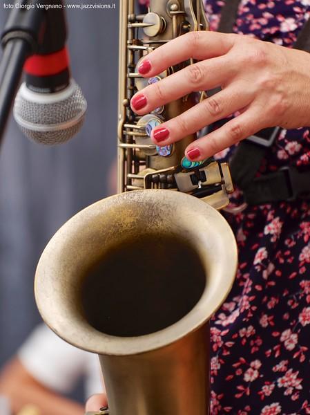 Ada Rovatti Quartet - 6 luglio 2019, Officine Giletta, Revello