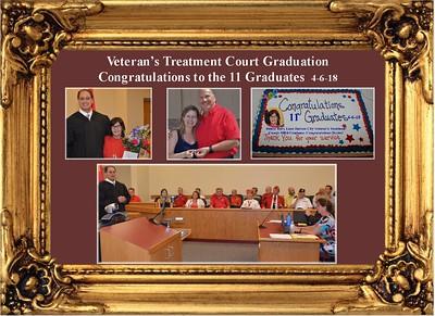 4-6-18 Veteran's Treatment Graduation