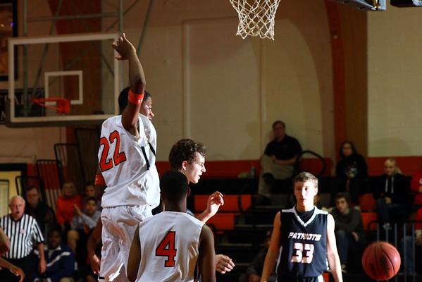 Varsity Basketball v Lynchburg Homeschool
