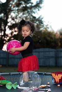Baby Ariya's mini-shoot