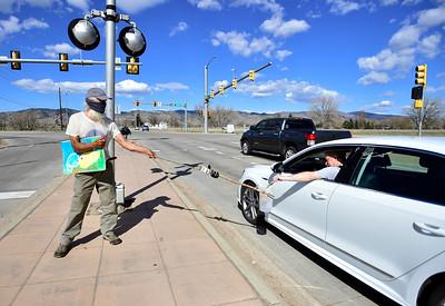 Photos: Coronavirus Coverage in Boulder April 8, 2020