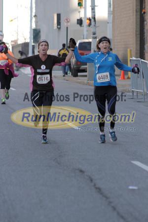Finish, Gallery 3 - 2014 Cocoa Classic Detroit Half Marathon