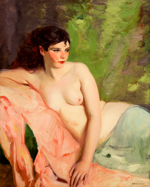 Robert Henri Balato: Nude, 1916