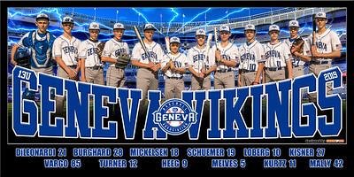 2019 13U Kisner Geneva Baseball