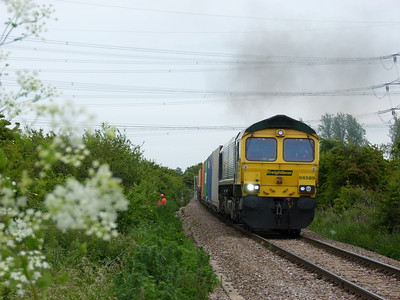Kent to The Chilterns (17-06-2013)