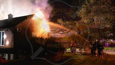 Huntington Manor F.D. Signal 13  Teed St. 10/19/17