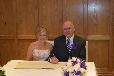 Helen & Ians wedding April 2015