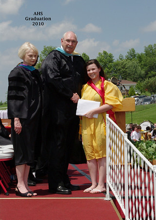 2010 AHS Graduation