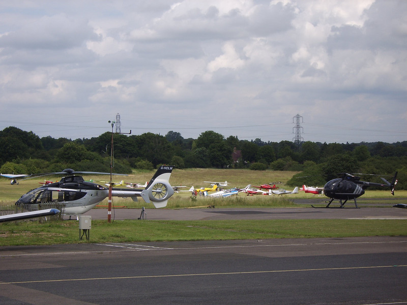 LAA fly-in at Elstree Aerodrome