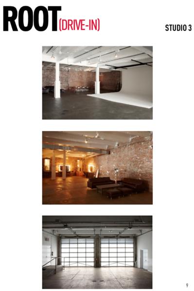 EXPRESS LINK: http://rootnyc.com/studios/nyc-studios/