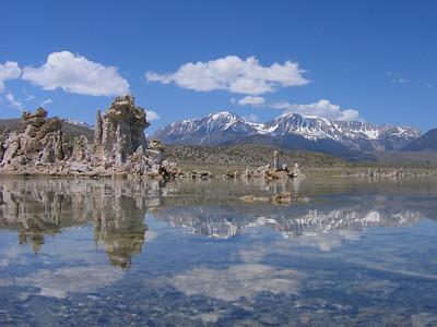 My ride to Lago (Mono Lake)