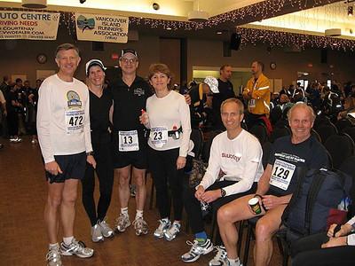 2007 Comox Valley Half Marathon
