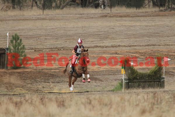 2012 05 06 Moora Horse Trials XC 1_Star