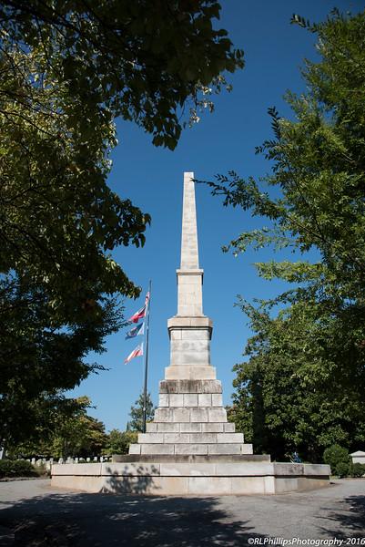Oakland Cemetery - Atlanta GA
