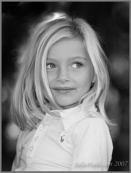 40. 'Blonde girl', by llpoolej. 9/30/07, Olympus E-510.