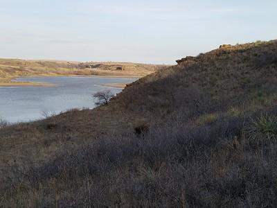 Kanopolis, Ellsworth Kansas March 2018