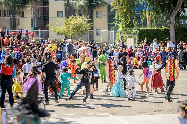 191031 Micheltorena Halloween Parade