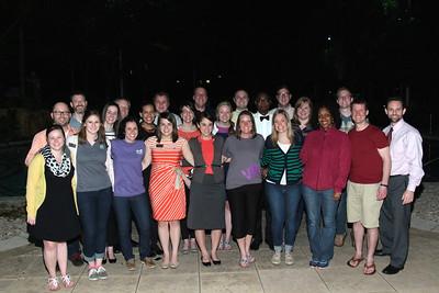 Conference Management Team Reunion
