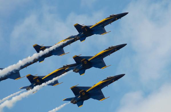 Miramar Air Show 2015 Blue Angels