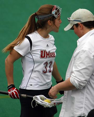 University of Massachusetts Womens Lacrosse 2006