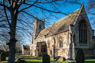 Barnby Dun Church