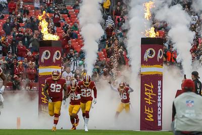 Washington Redskins vs. Philadelphia Eagles (By Jeff Scudder)