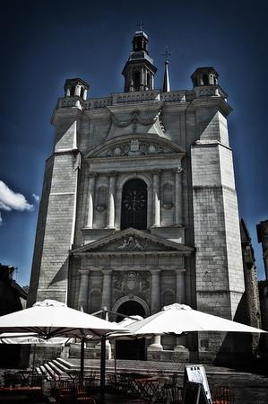 Église Saint Pierre - Saumur