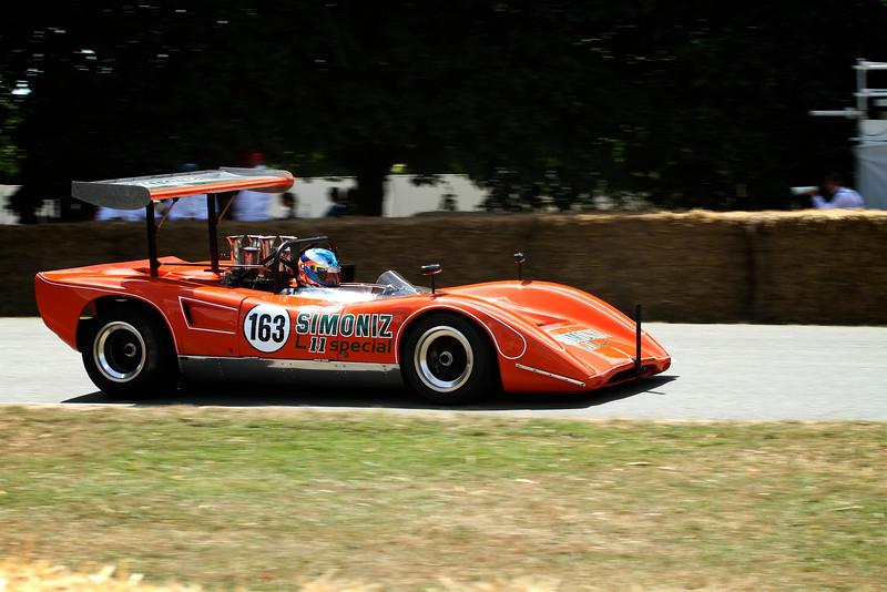 Lola-Chevrolet T163 (1969)
