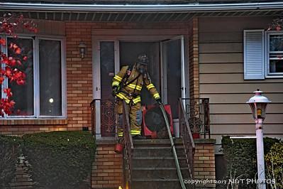 Dorrance Structure Fire - 11-22-13