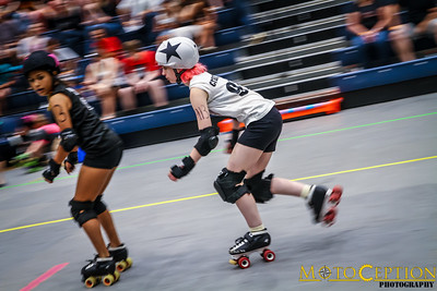Bout #1 - Highlights