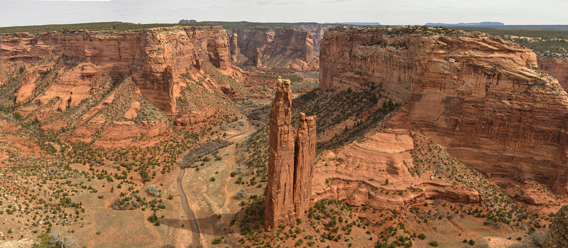 Canyon De Chelly National Monument, Spider Rock