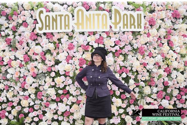 Santa Anita California Wine Festival