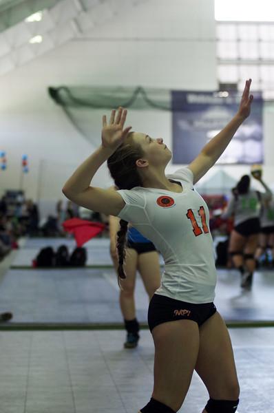 NPJ U15 Nat. - 2015 Willamette Volleyball Classic 2015