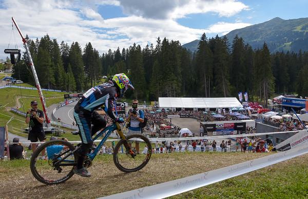 20160709 WorldCup Lenzerheide Downhill
