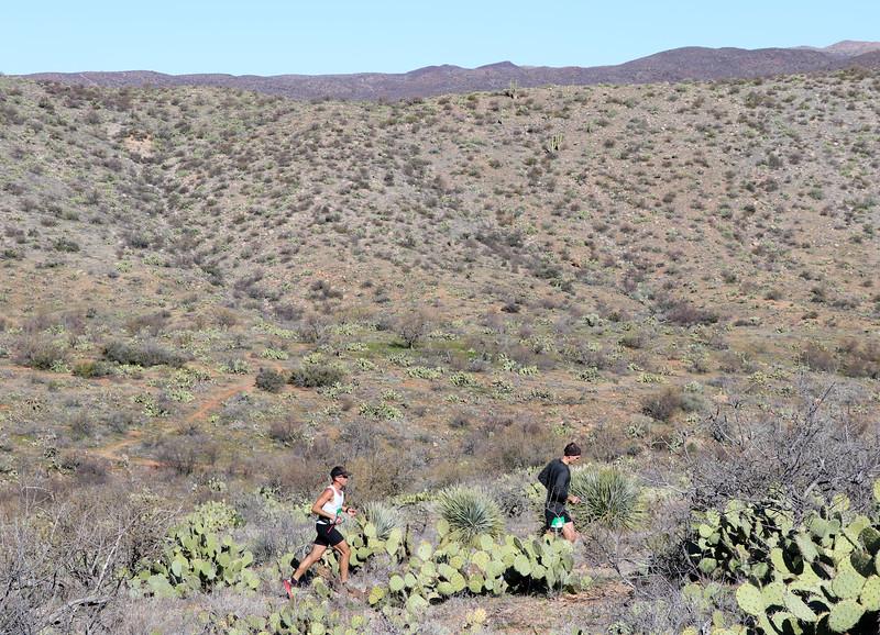 Oracle Rumble - Arizona Trail Running 2019