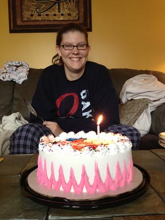 Amber's Birthday