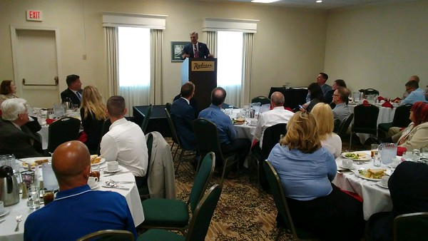 KCA Leadership Series - Congressman Bartletta